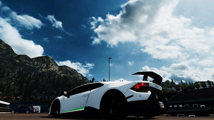LAMBORGHINI HURACAN V1 0 CAR MOD -Euro Truck Simulator 2 Mods