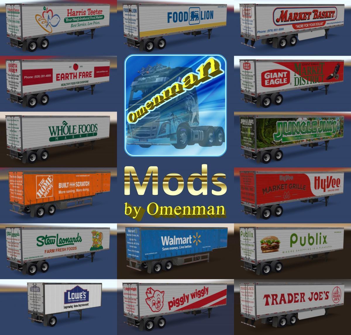 Trader Jim S Food Truck
