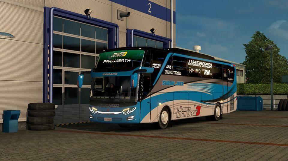 Jetbus 3 Shd And Hdd V1 0 Bus Mod Euro Truck Simulator 2 Mods