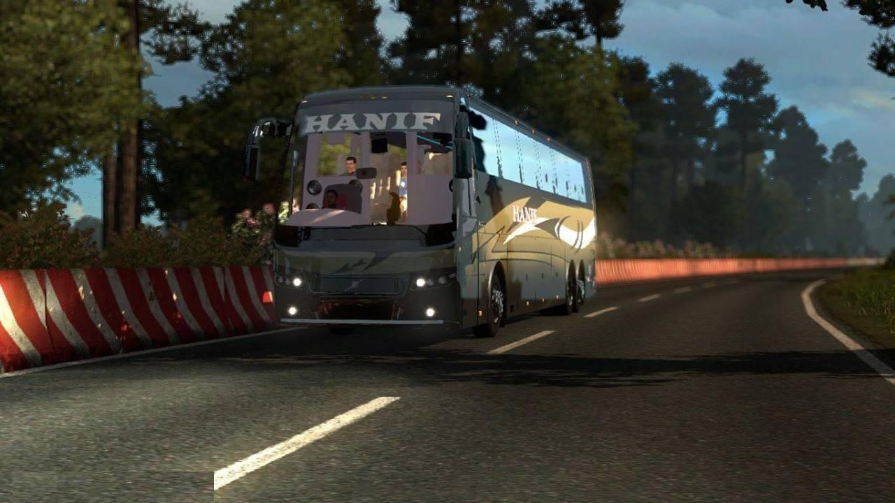 VOLVO B7R & B9R FOR 1 31 BUS MOD -Euro Truck Simulator 2 Mods