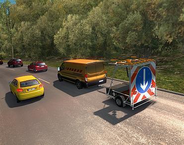 AI TRAFFIC MOD: TRAFFIC UNLOCKS V1 0 ETS2 -Euro Truck
