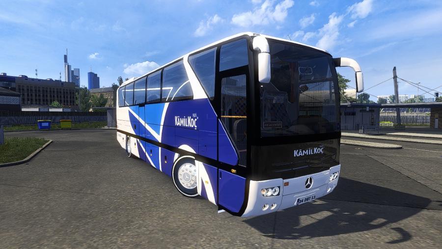 Dealer Fix For Mercedes Benz O 403 1 32 Bus Mod Euro Truck