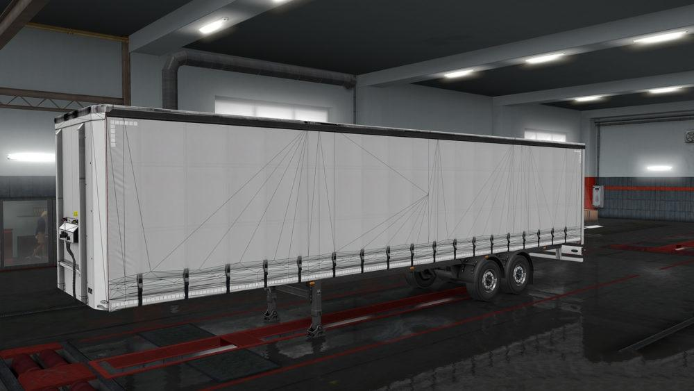 owned trailers templates v1 0 for ets2 euro truck simulator 2 mods