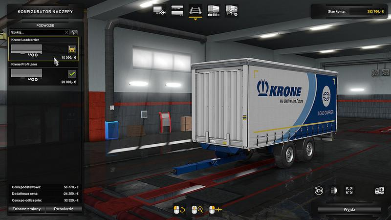 Dlc Krone Bdf Addon For Man Tgx E6 By Madster 1 32 Ets2