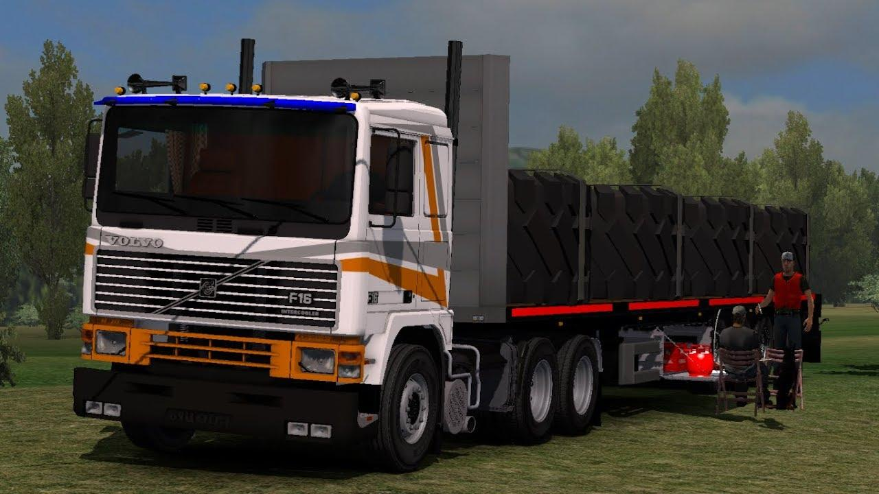Volvo Truck Dealer >> FIX & SOUND FOR VOLVO F12 – F16 1.32 TRUCK MOD -Euro Truck Simulator 2 Mods