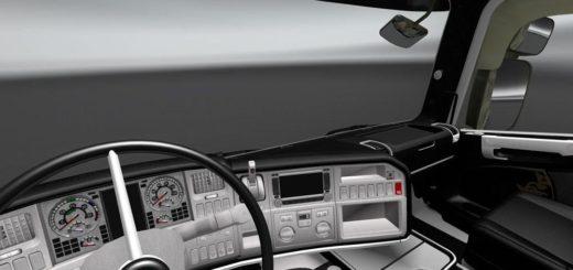 MERCEDES-BENZ ACTROS MP3 INTERIOR EXTERIOR REWORK V1 1 Mod -Euro