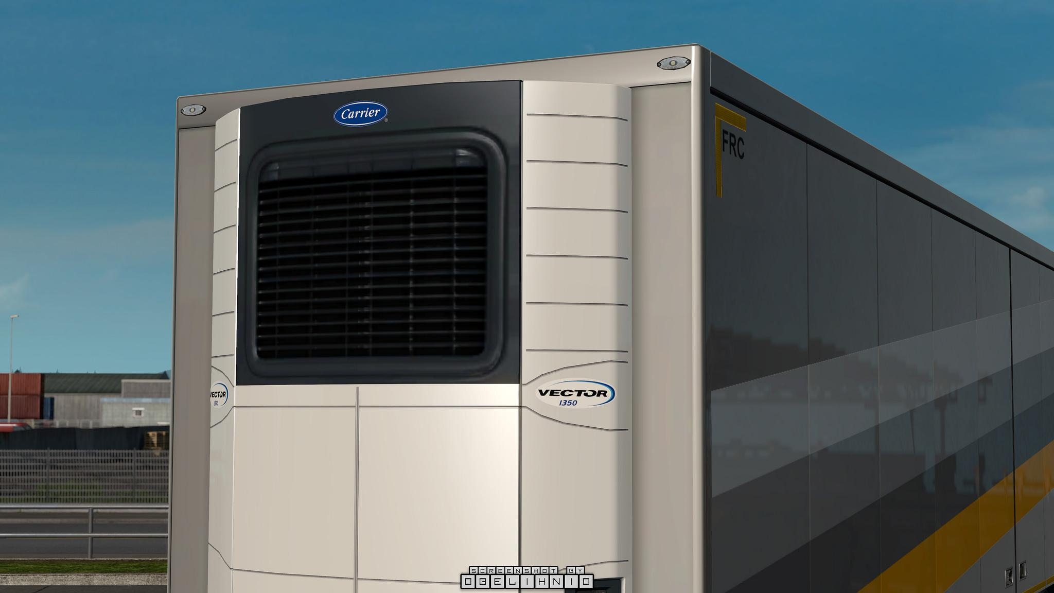 REAL COOLING UNIT LOGOS FOR SCS TRAILERS V1 0 MOD -Euro
