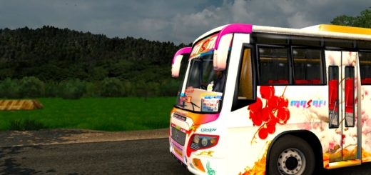 MARCOPOLO PARADISO G7 1200 Bus -Euro Truck Simulator 2 Mods