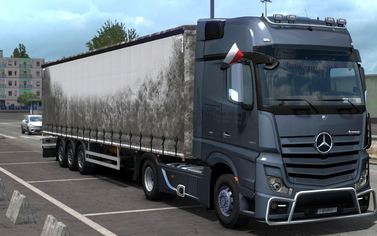 Dirt Grungy Ownable Standard Scs Trailers 1 32 X 1 33 X