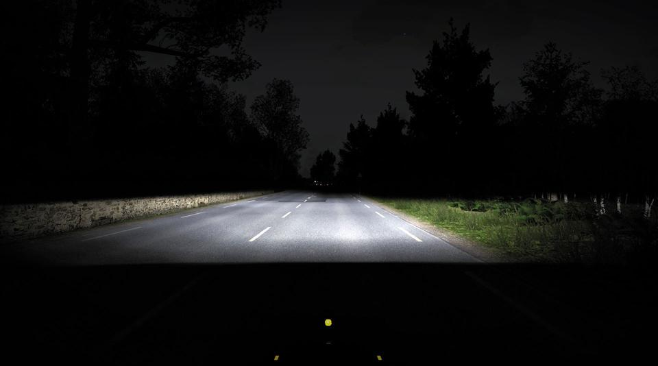 What Are Hid Headlights >> REALISTIC HEADLIGHT BEAM PATTERN V2.0 MOD -Euro Truck ...