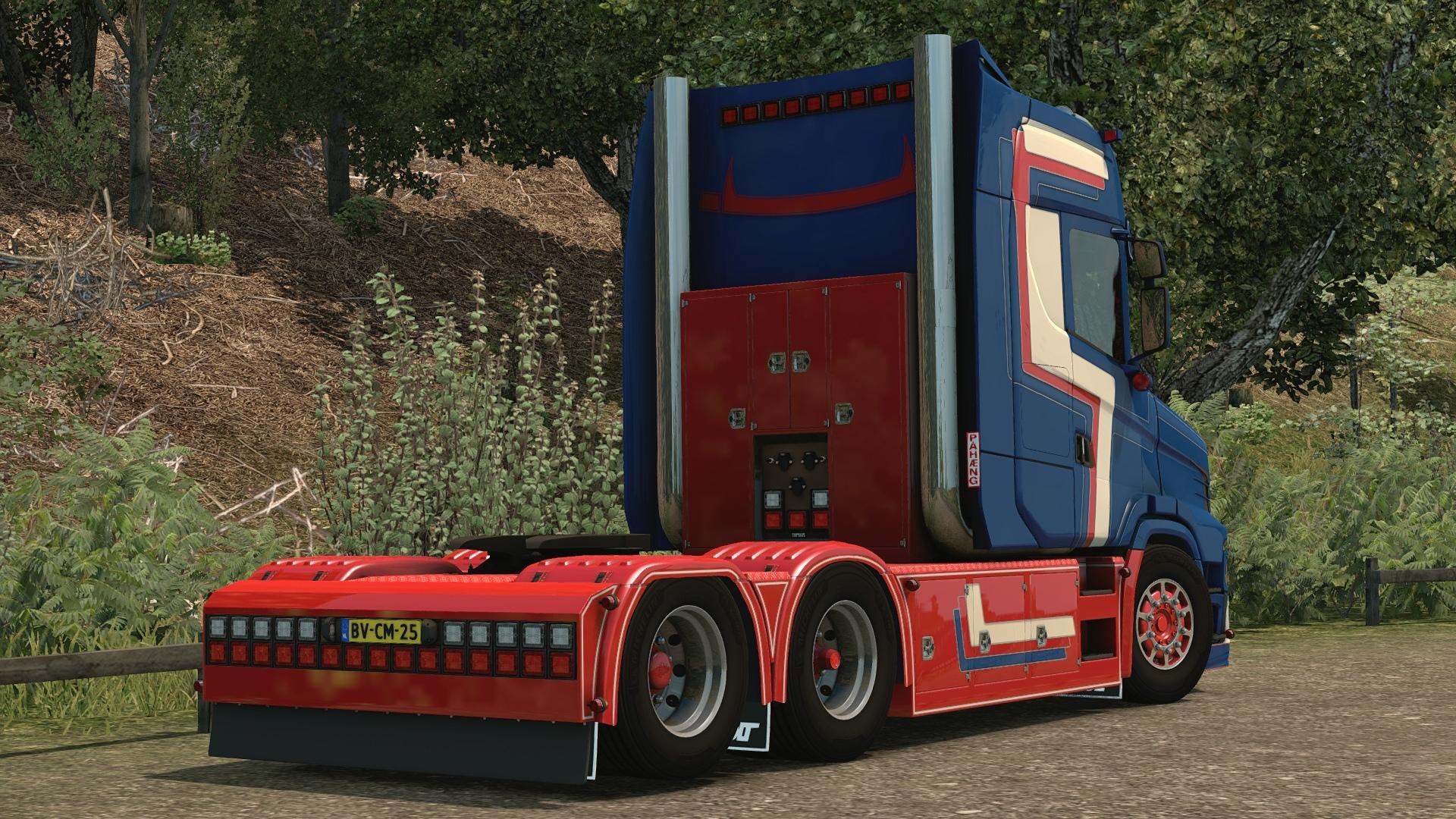 SCANIA TORPEDO 730 NEXTGEN 1 33 X TRUCK MOD -Euro Truck