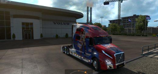 HINO 500 BY S M T Truck -Euro Truck Simulator 2 Mods
