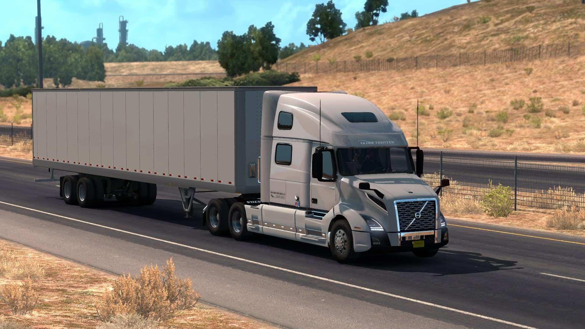 2018 Volvo Truck >> Volvo Vnl 2018 V1 17 1 32 X 1 33 X Truck Euro Truck