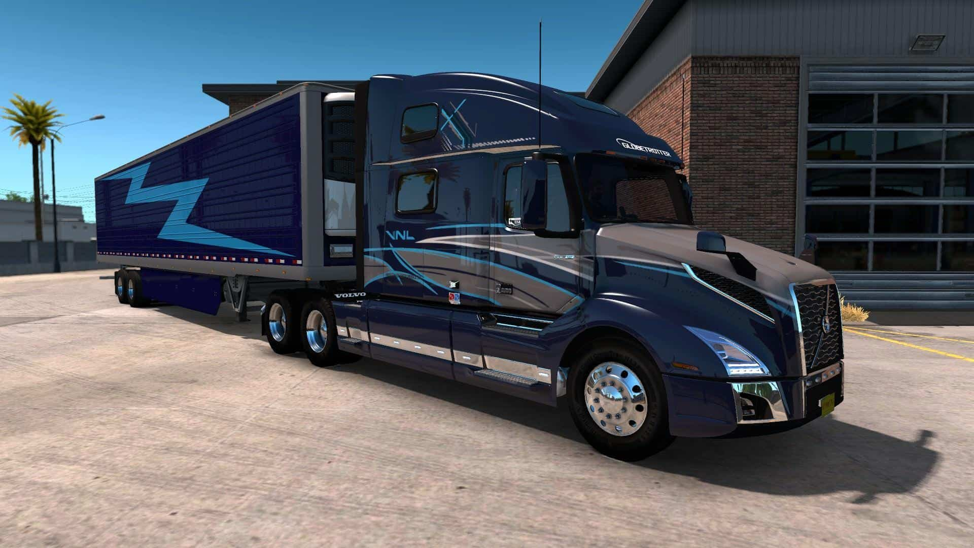 2018 Volvo Truck >> Volvo Vnl 2018 V1 18 1 33 X For Ats Euro Truck Simulator 2 Mods