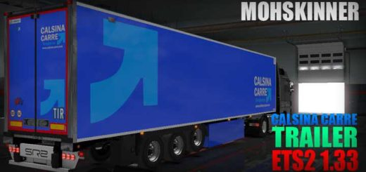 REAL COMPANY CONTAINER TRAILERS 1 33 ETS2 -Euro Truck
