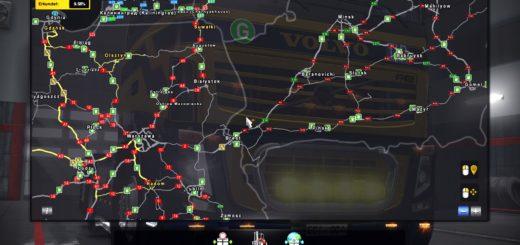 Poland Euro Truck Simulator 2 Mods