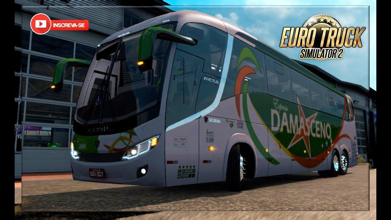 COMIL INVICTUS VOLVO-SCANIA 1200 FOR 1.34 BUS MOD -Euro ...