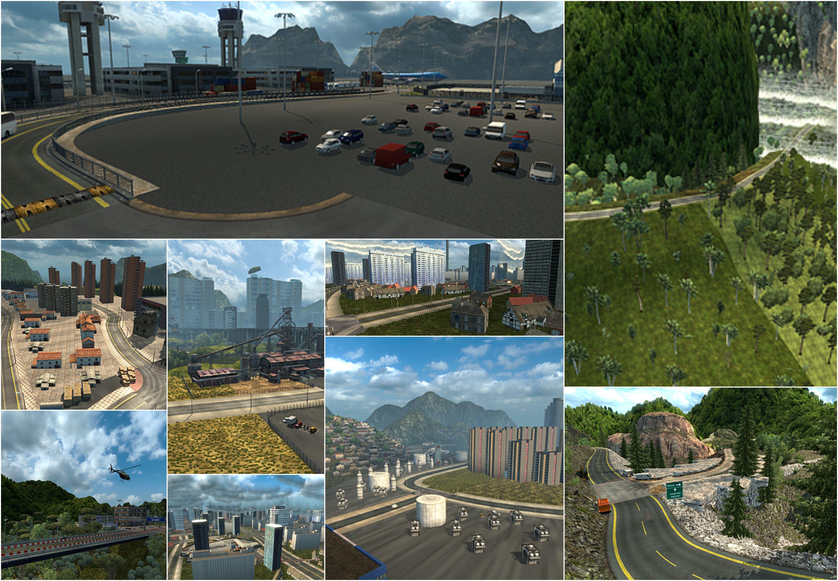como descargar euro truck simulator 2 para pc colombia