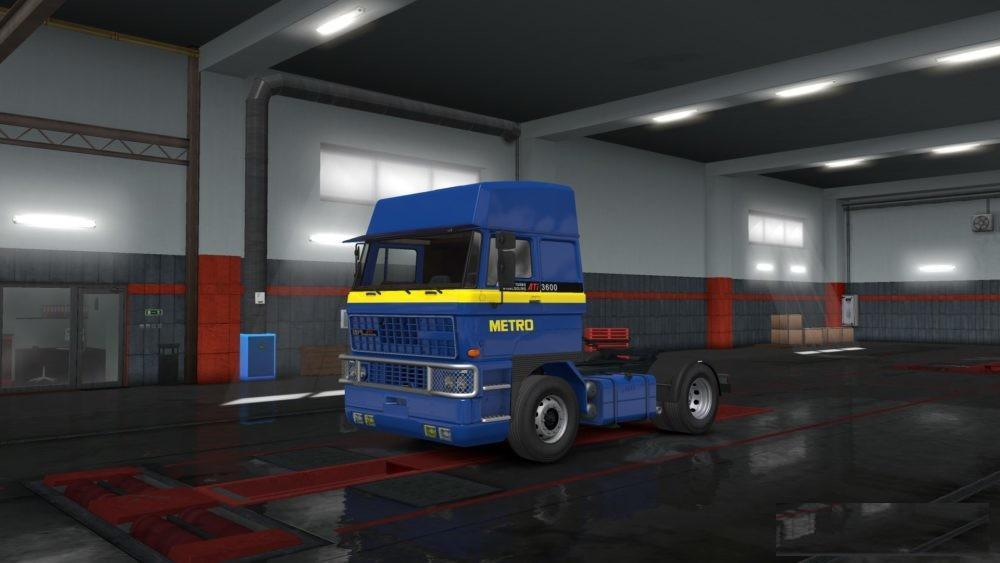 SKINS FOR DAF F241 BY VLAD1590 V1 1 ETS2 -Euro Truck