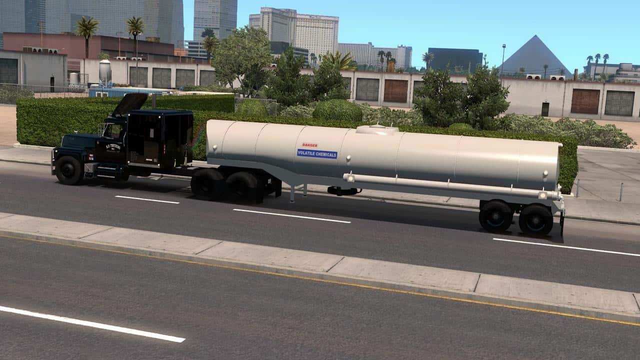 Rubberduck Tanker Ownable 1 34 ATS ATS -Euro Truck Simulator