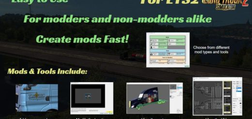 SIMPLE TACHOGRAPH FOR ETS2/ATS V1 4 MOD -Euro Truck
