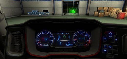 ETS2 ADDITIONAL PERFORMANCE BOOST Mod -Euro Truck Simulator