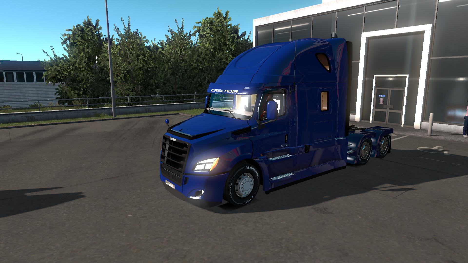 NEW FREIGHTLINER CASCADIA 2018 1 34 TRUCK -Euro Truck Simulator 2 Mods
