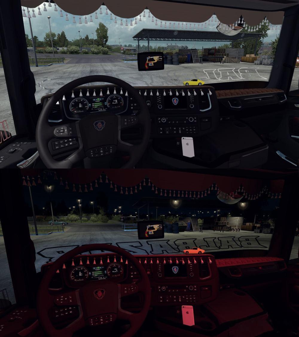 SCANIA S RELEASE V1 0 1 34 X TRUCK MOD -Euro Truck Simulator