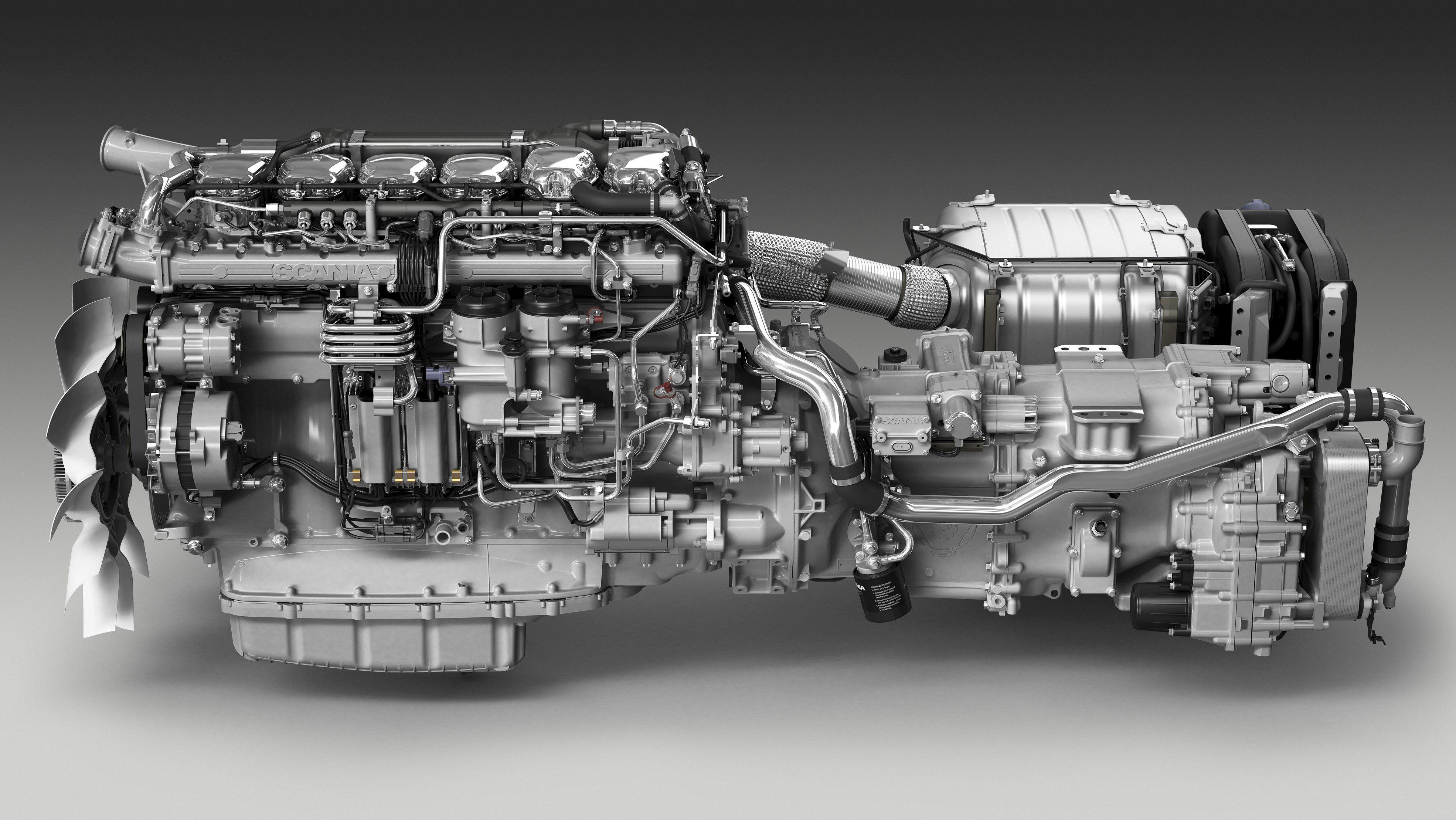 NEXT GEN SCANIA S AND R NEW V8 ENGINE SOUND 1 35 MOD -Euro