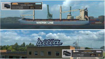 REAL EUROPEAN COMPANIES 1.35.X MOD -Euro Truck Simulator 2 Mods