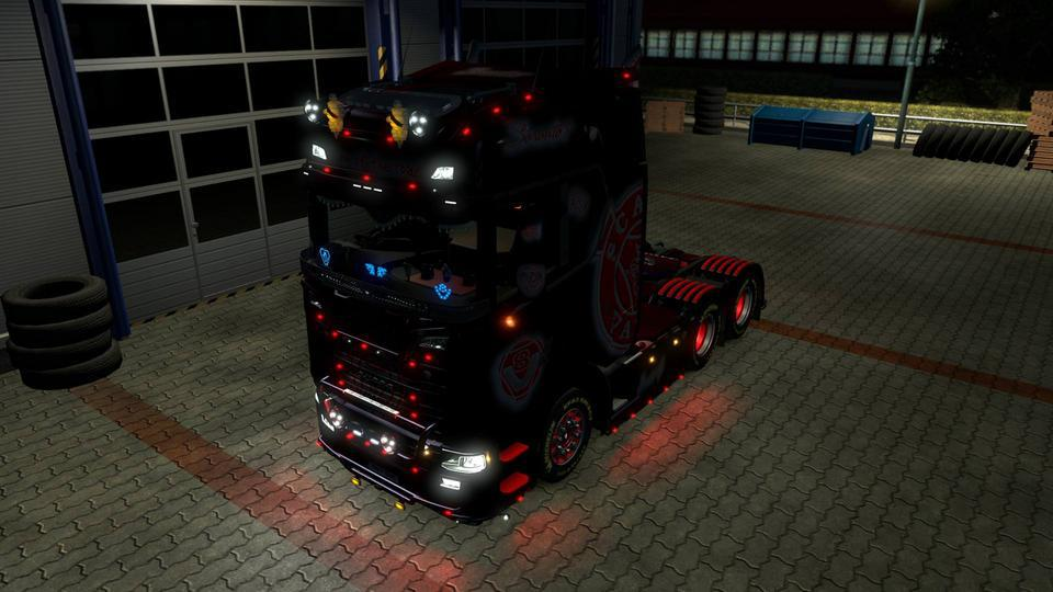 SCANIA NEXT GEN REMOLED V1 8 1 1 35 X TUNING MOD -Euro Truck