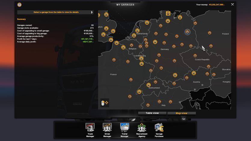 27+ American Truck Simulator Save Game  PNG
