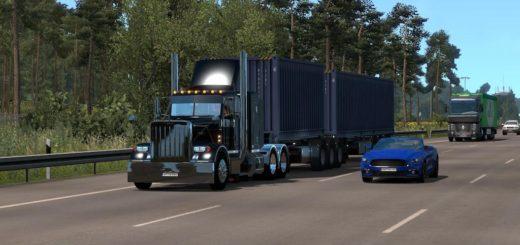 PETERBILT   Euro Truck Simulator 2 Mods