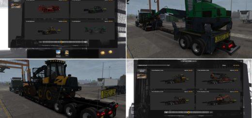 ATS Trailers | American Truck Simulator Mods