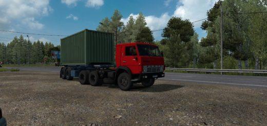 Euro Truck Simulator 2 Mods | ETS 2 Mods Download