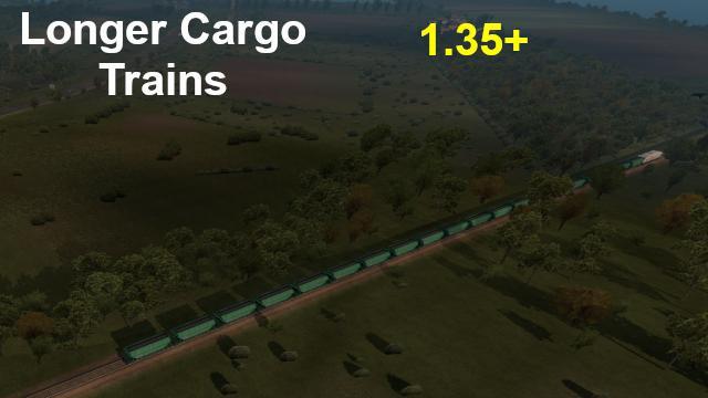 Trains Mod