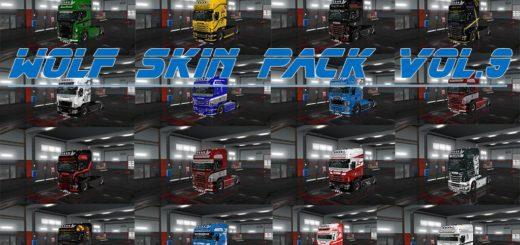 ETS2 Skins | Euro Truck Simulator 2 Mods