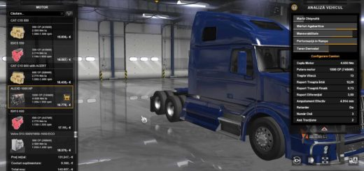 American Truck Simulator Mods | ATS Mods Download