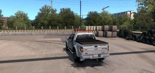 ATS Cars | American Truck Simulator Mods