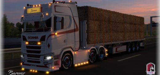 American truck simulator mods   Euro truck simulator 2 mods