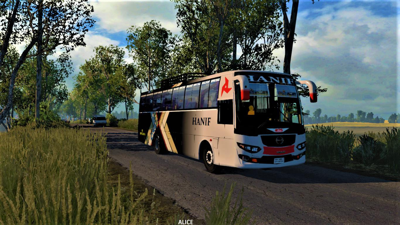 HINO AK1J FOR 1 35 ETS2 -Euro Truck Simulator 2 Mods