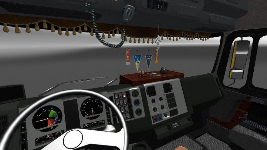 MAN F2000 19 604 1 35 X TRUCK -Euro Truck Simulator 2 Mods