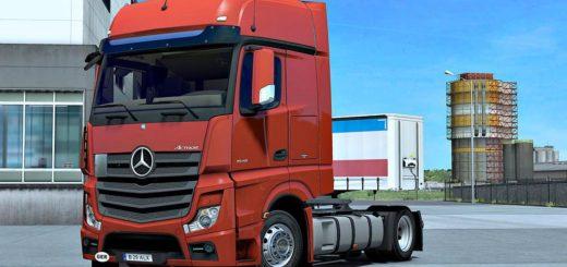 UK | Euro Truck Simulator 2 Mods