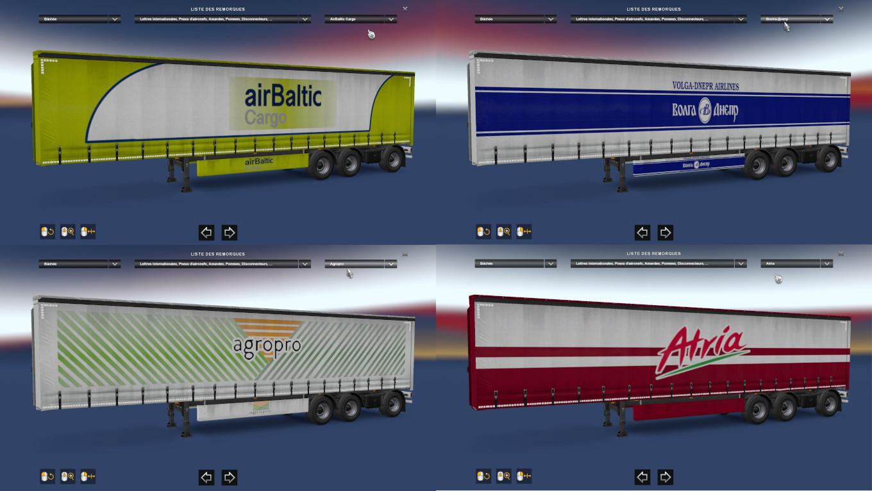 REAL COMPANY ALFA 1 35 X ETS2 -Euro Truck Simulator 2 Mods
