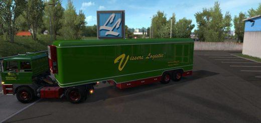 ETS2 Trailers | Euro Truck Simulator 2 Mods