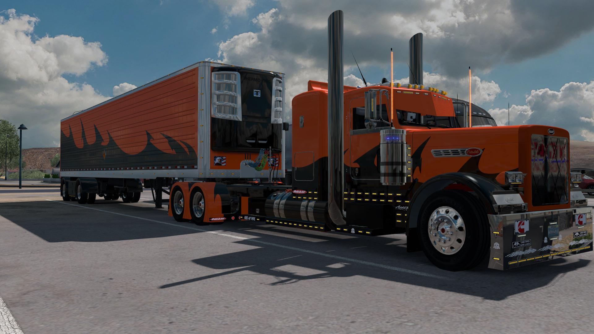 Peterbilt 379 V3 1 1 36 Truck Euro Truck Simulator 2 Mods American Truck Simulator Mods