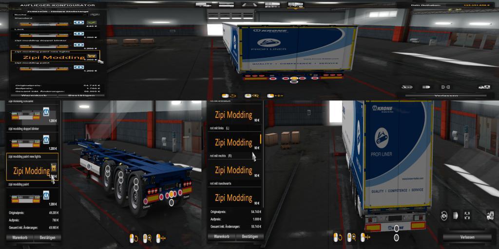 KRONE SLOT V0 39 TUNING MOD -Euro Truck Simulator 2 Mods
