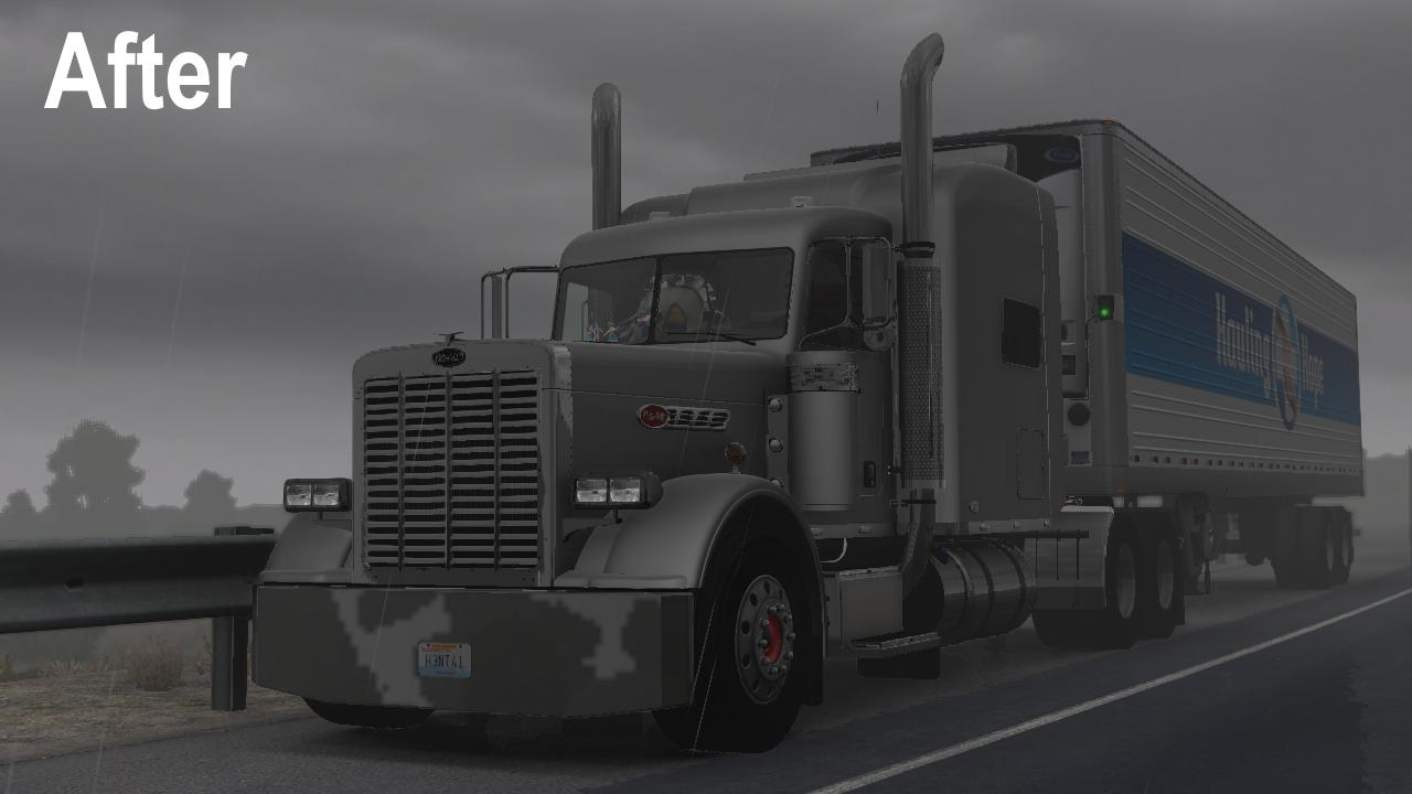 Chrome Part Fix For Viper2 S Peterbilt 389 Updated 22 01 21 1 39 Ats Euro Truck Simulator 2 Mods American Truck Simulator Mods